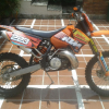 Welcome this 2007 250 xcw by PODRACER